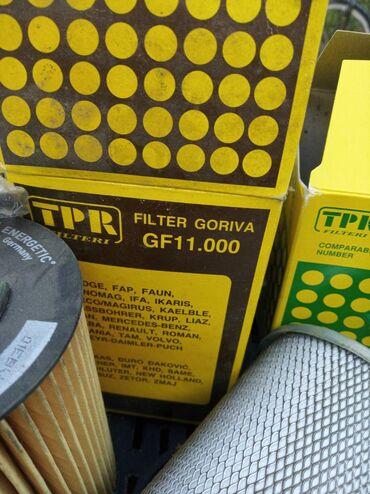Vozila | Cacak: Filteri za gorivo potpuno novi . Moze na komad a moze i u kompletu