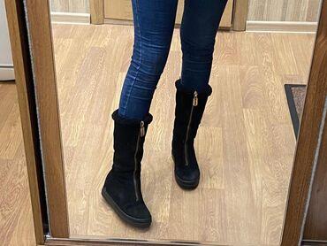 Зимняя обувь (Турция) Состояние: идеальное, есть скрытая платформа(