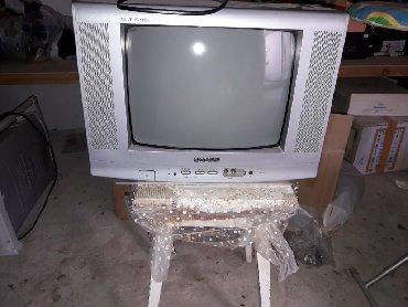 столики для телевизора в Азербайджан: Для кухни дачи В хорошем состоянии телевизор. диагональ 37. Шарп