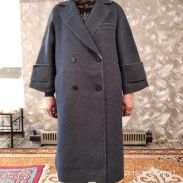 Пальто кашемировое в Бишкек