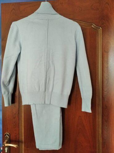 Теплый зимний костюм размер 44-46, состояние отличное, одевала 2-3