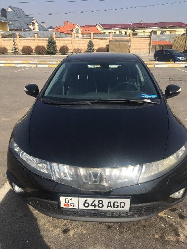 honda civic 2016 в Кыргызстан: Honda Civic 2009