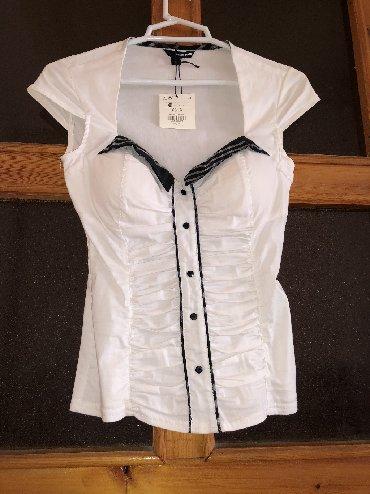 женские рубашки в клетку в Азербайджан: Tally Weis новая рубашка