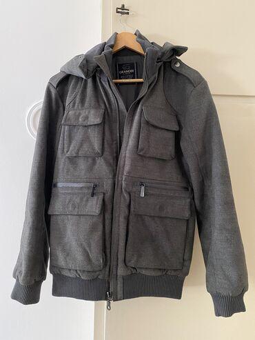 Muske jakne zimske - Srbija: Muška jakna - kaputic kratak, jako topla jakna i odlična za zimu