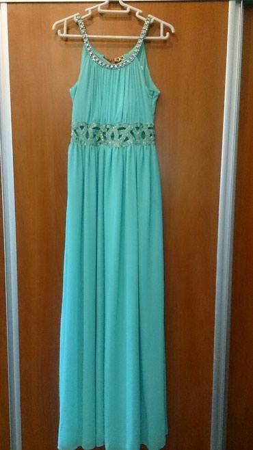 Платье турецкое 1 раз надетое, покупали за 200$.38 размер  в Бишкек
