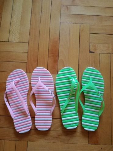 Nove papuče. UG 23cm/ 23,5 cm i 24 cm. - Bajina Basta