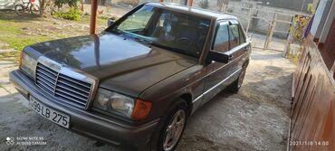 Mercedes-Benz 190 (W201) 2 л. 1991 | 233235 км