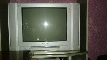 Televizorlar Qobustanda: Televizor panasonic (YAXSİ VEZİYYETDE)
