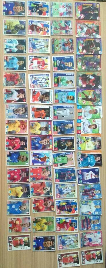 futbol kartlari - Azərbaycan: Futbol kartları!!!