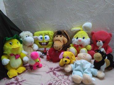 Продаю много-много мягких игрушек, в Бишкек