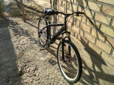 Спорт и хобби - Массы: Горный велосипед в хорошем состяний, едит хорошо! Мини торг возможен