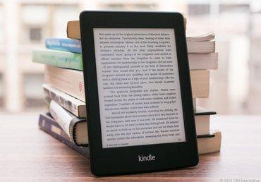 Bakı şəhərində Tam Yeni açılmamış qutuda Kindle Amazon e-reader elektron kitabı: