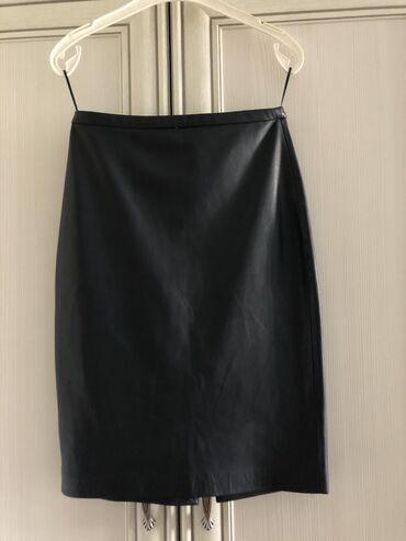Продаю юбку кожзам фирмы Mango в отличном состоянии. Размер S. Цвет