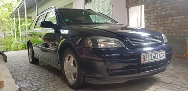 Транспорт - Исфана: Opel Astra 1.6 л. 2004   210000 км