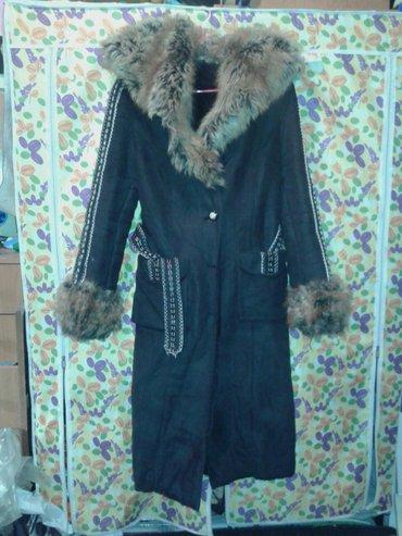 Продаю дубленку в хорошем состоянии. в Бишкек