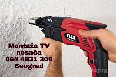 Fly q110 tv - Srbija: Montaža TV nosača Majstor Neša