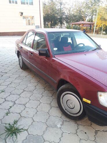 запчасти mercedes w124 в Кыргызстан: Mercedes-Benz W124 2 л. 1989 | 396000 км