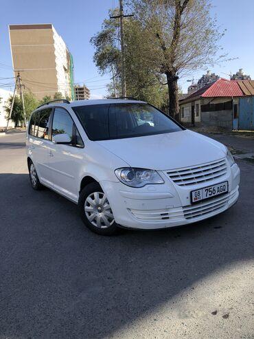 Volkswagen - Бишкек: Volkswagen Touran 1.9 л. 2008 | 148000 км