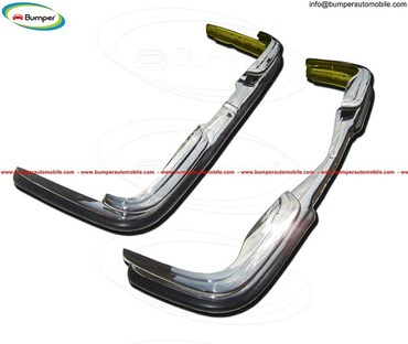 Mercedes Benz W108 & W109 years (1965-1973) bumpers stainless in Banepa - photo 4