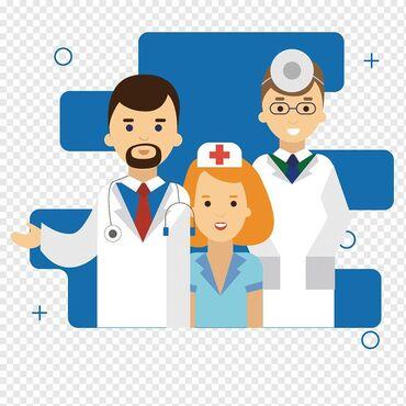 Нужны сотрудники с медицинским высшим и средним оброзованием