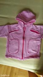Pamučna jaknica roze odlična - Belgrade