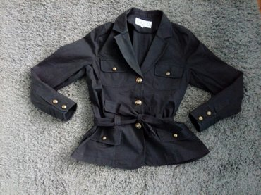lepa strukirana jaknica sa kajisem. br.44 - Kladovo