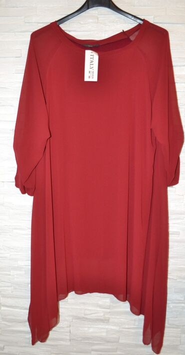 Туника - хаљина 1300,00динара. Материјал полиестер, универзална величи