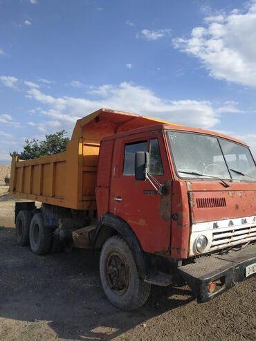 Купить камаз самосвал 65115 бу - Кыргызстан: Камаз самосвал обмен есть