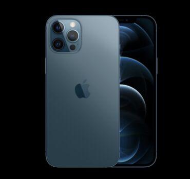зарядка meizu в Кыргызстан: IPhone 12 Pro 128 ГБ Синий