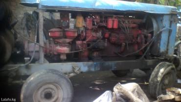 Продаю компрессор роторный ПР 10 дизельный в Кемин
