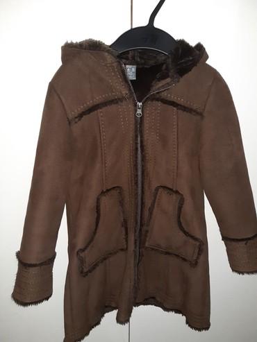 Monton - Srbija: Zara monton za devojcice,vel 110,bez ostecenja