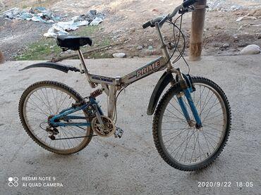 Велосипед корейский почти новый полностью работает