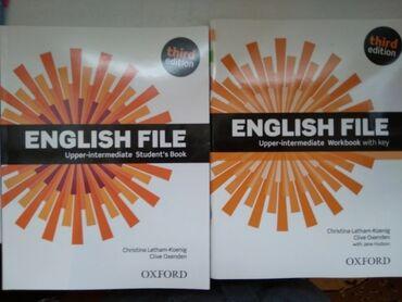 mac book в Кыргызстан: Продаю новый English File, уровень upper intermediate, новые, цветные