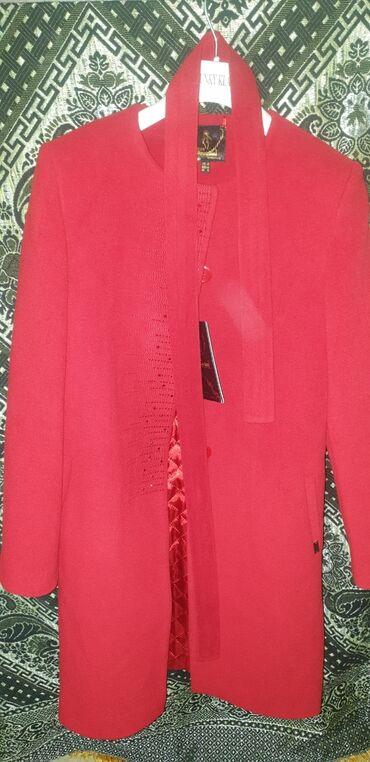 швейная машинка маленькая купить в Кыргызстан: Пальто новый размер 48, Турция размер нам маленький))))