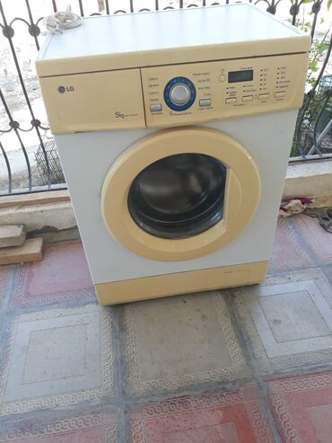 Avtomat Washing Machine LG 5 kq