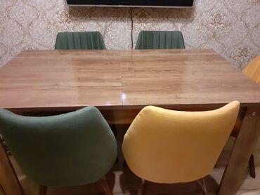 Kafe ucun stol stul satilir - Азербайджан: Stol, 6 stul