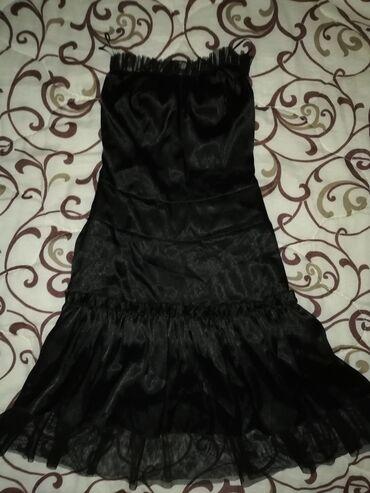 Mala crna haljinica, obučena jednom. Veličina 36-38