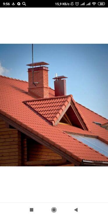 Другие строительные материалы - Баткен: Навес крыша жабабыз басы келишим бардык турун кылып беребиз номери