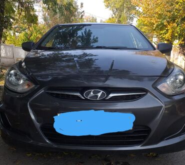 imac 27 inch late 2013 в Кыргызстан: Hyundai Solaris 1.6 л. 2013 | 159 км