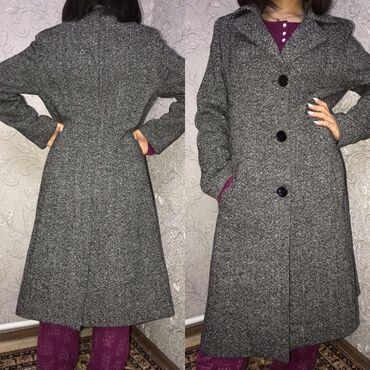 Твидовое пальто Турция (подойдёт на m-l) одевали пару разидеальное с