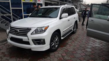 Lexus LX 2012 в Бишкек