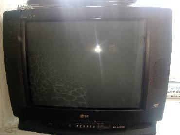 lg телевизор цветной в Кыргызстан: Продаю телевизор цветной состояние рабочий отличный