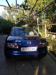 mazda 767 в Кыргызстан: Mazda 6 1.8 л. 2003