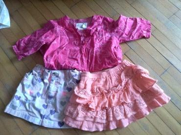 Velicina 3-4 dve suknica i tunika cena 600din - Beograd