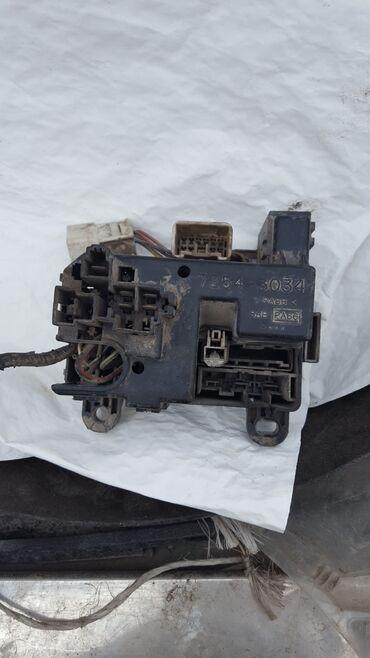 Mazda 626 блок предохранителей с 97 по 2002 год