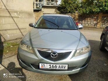 авто в рассрочку без банка ош in Кыргызстан   СТО, РЕМОНТ ТРАНСПОРТА: Mazda 6 2 л. 2002   284 км