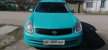 бытовая техника каракол в Кыргызстан: Nissan Skyline 2.5 л. 2002