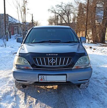 защитное стекло sony в Кыргызстан: Lexus RX 3 л. 2002 | 195000 км
