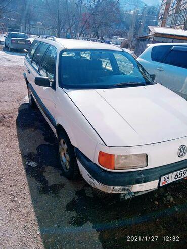 Транспорт - Кара-куль: Volkswagen Passat 1.8 л. 1990   300000 км
