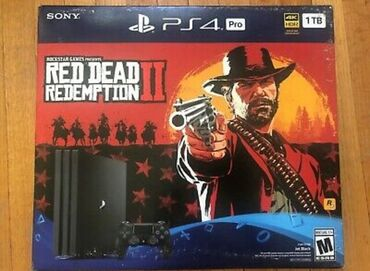 Sony PlayStation 4 Pro 1TB Video Game Console Bundle - Jet Black ps4 p